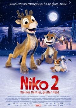 Niko 2 – Kleines Rentier, großer Held