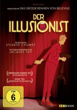 Der Illusionist – DVD