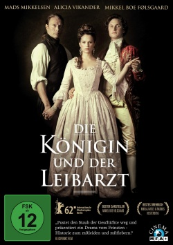 Die Königin und der Leibarzt – DVD
