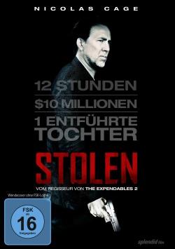 Stolen – DVD