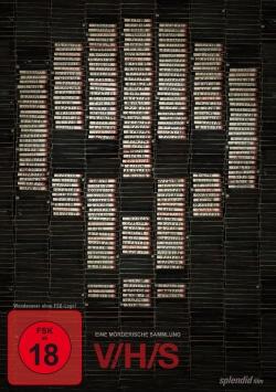 V/H/S – DVD