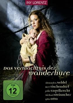 Das Vermächtnis der Wanderhure – DVD