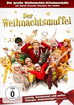 Der Weihnachtsmuffel – DVD