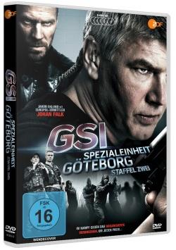 GSI Spezialeinheit Göteborg – Staffel 2 – DVD