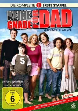 Keine Gnade für Dad – Staffel 1 – DVD