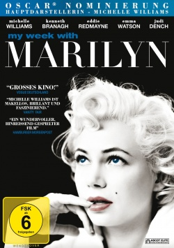 My week with Marilyn – DVD