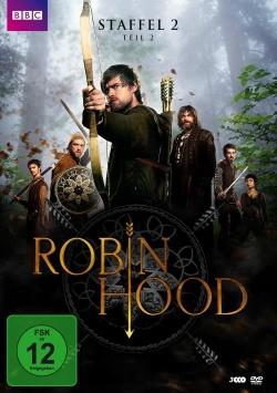 Robin Hood Staffel 2, Teil 2 – DVD
