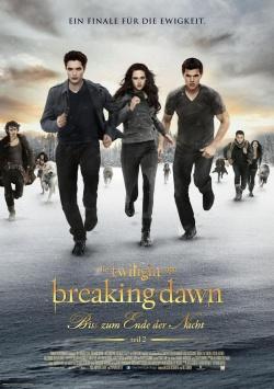Breaking Dawn – Bis(s) zum Ende der Nacht Teil 2
