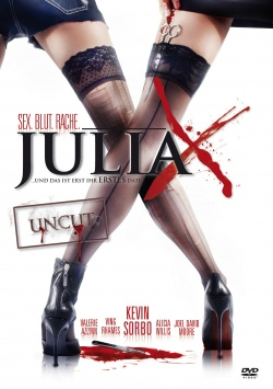 Julia X Uncut – DVD