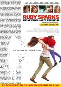 Ruby Sparks – Meine fabelhafte Freundin