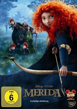 Merida – Legende der Highlands – DVD