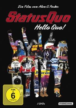 Hello Quo – DVD