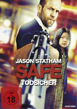 Safe – Todsicher – DVD
