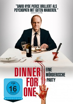 Dinner for One – Eine mörderische Party – DVD