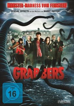 Grabbers – DVD