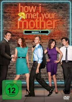 How I met your Mother Staffel 7 – DVD