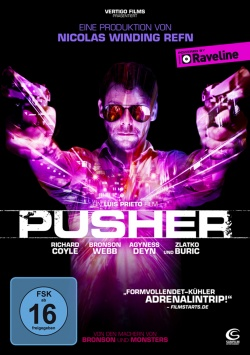 Pusher – DVD