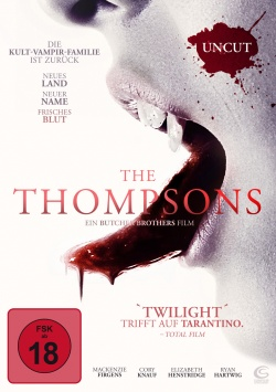 The Thompsons – DVD