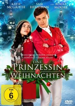 Eine Prinzessin zu Weihnachten – DVD