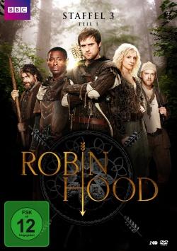 Robin Hood – Staffel 3, Teil 1 – DVD