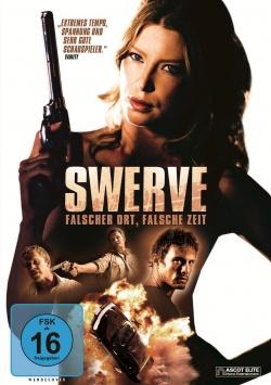 Swerve – Falscher Ort, Falsche Zeit –Blu-Ray