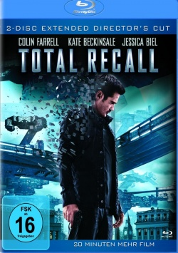 Total Recall – Extendet Director`s Cut – Blu-Ray