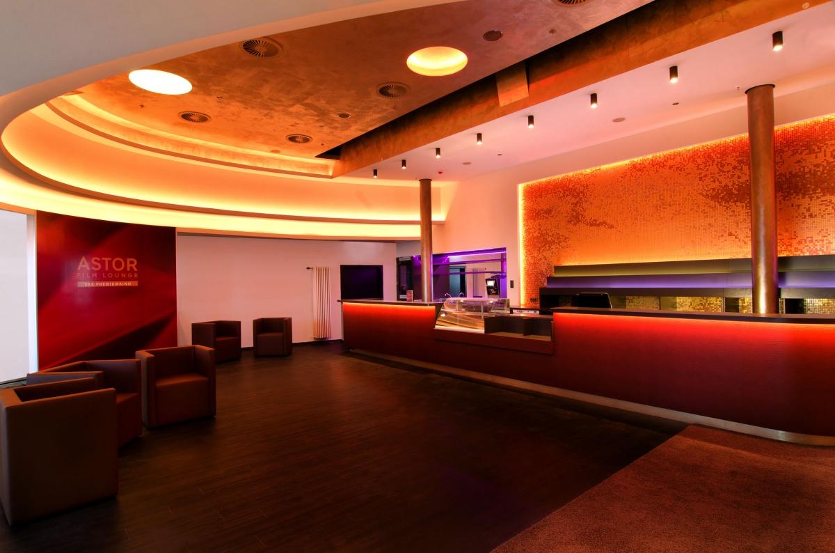 Lounge Kino Frankfurt