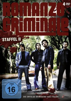 Romanzo Criminale Staffel 2 - DVD