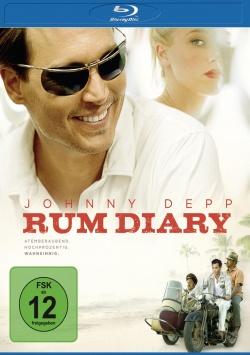 Rum Diary – Blu-Ray