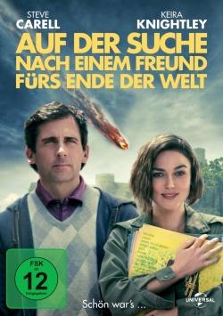 Auf der Suche nach einem Freund fürs Ende der Welt – DVD