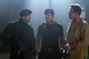The Expendables 2 - DVD