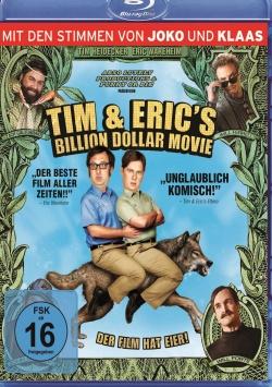 Tim & Eric`s Billion Dollar Movie – Blu-Ray