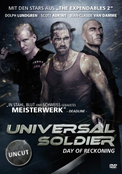 Universal Soldier: Day of Reckoning (Uncut) - DVD