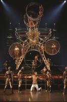 Cirque du Soleil: Traumwelten 3D