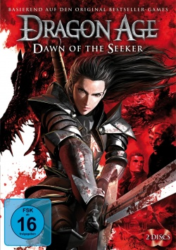 Dragon Age: Dawn of the Seeker - DVD
