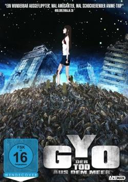Gyo – Der Tod aus dem Meer - DVD
