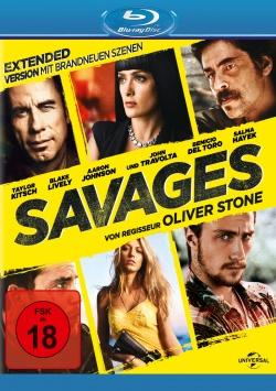 Savages – Extendet Version – Blu-Ray