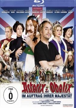 Asterix & Obelix: Im Auftrag ihrer Majestät – Blu-Ray