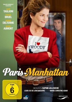 Paris Manhattan – DVD