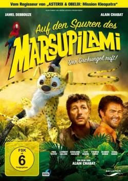 Auf den Spuren des Marsupilami - DVD