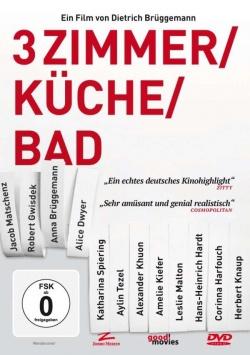 3 Zimmer/Küche/Bad – DVD