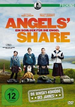 Angels` Share – Ein Schluck für die Engel – DVD