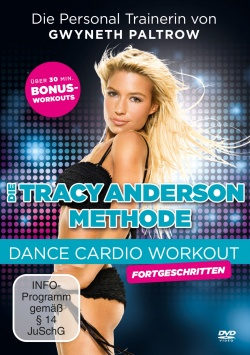 Die Tracy Anderson Methode – Dance Cardio Workout - DVD