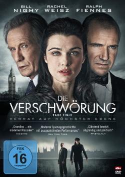 Die Verschwörung – DVD