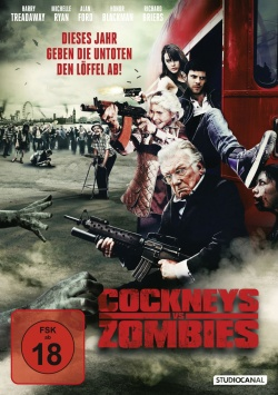 Cockneys vs. Zombies - DVD