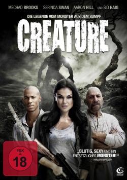 Creature – Die Legende vom Monster aus dem Sumpf - DVD