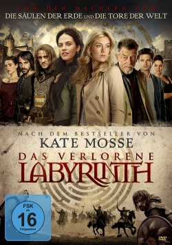 Das verlorene Labyrinth - DVD