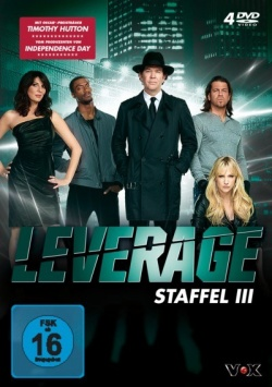 Leverage – Staffel 3 – DVD