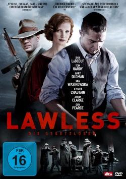 Lawless – Die Gesetzlosen – Blu-Ray
