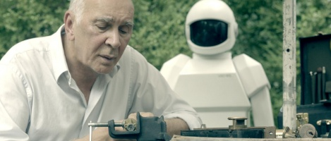 Robot & Frank – DVD